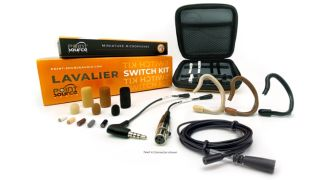 Point Source Audio LAVALIER SWITCH KIT