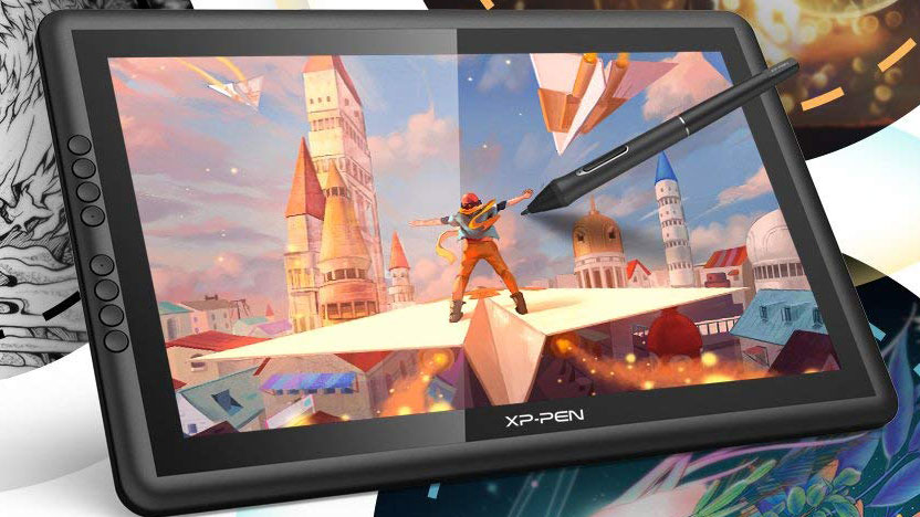 Black Friday flash sale: up to 30% off XP-Pen drawing tablets