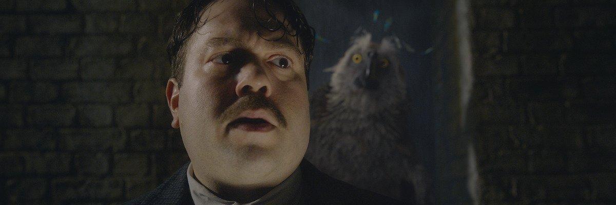 Dan Fogler in Fantastic Beasts: The Crimes of Grindelwald
