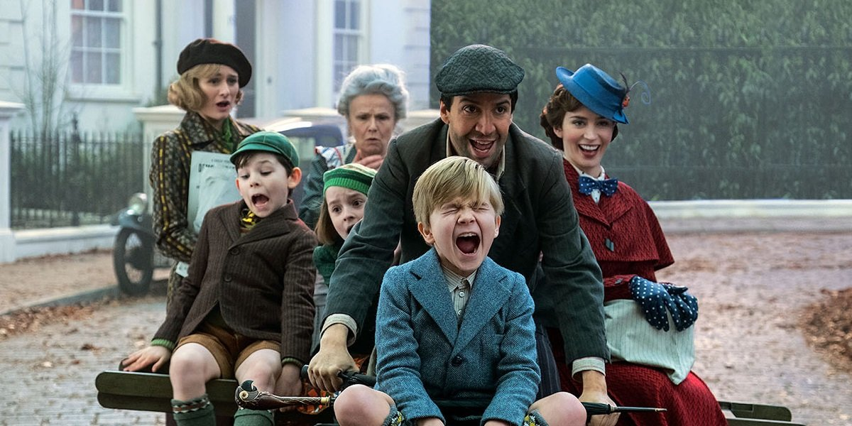 9 Best Family Movies On Netflix To Watch This Thanksgiving Holiday Cinemablend