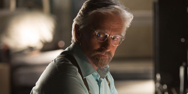 michael douglas ant-man marvel