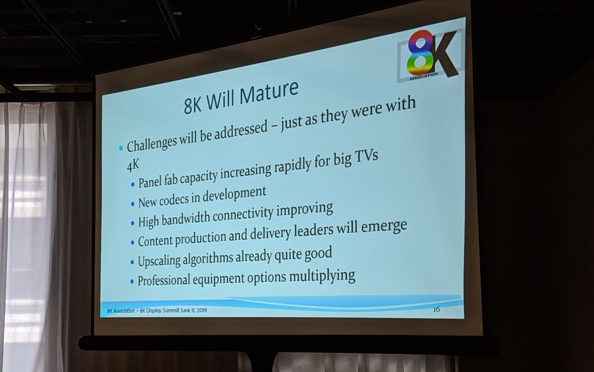 8K TV: the good, the bad, and why it's coming sooner than