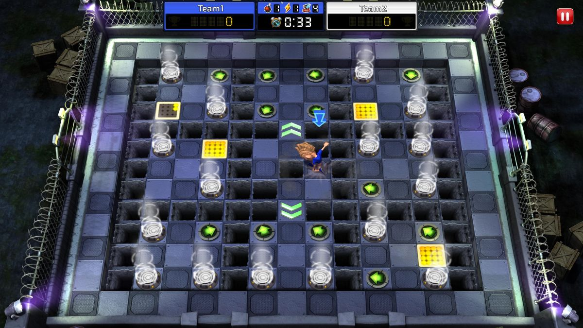 Blast Zone! Tournament, a Bomberman-style competitive game, is free to keep on Steam at the moment