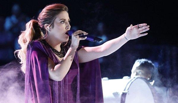 Maelyn Jarmon The Voice NBC