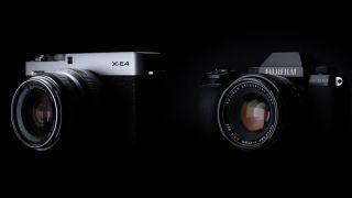Fujifilm X-E4 vs X-S10