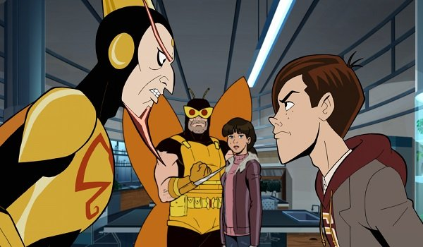 The Venture Bros. Adult Swim