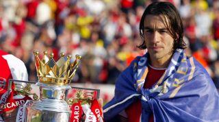 Robert Pires Arsenal