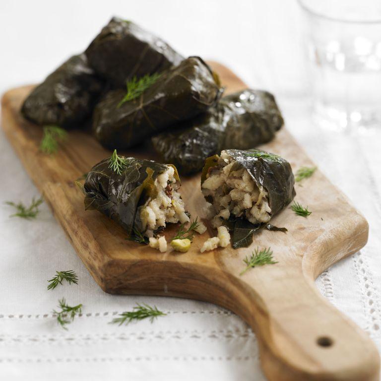 Dolmades recipe-Greek recipes-recipe ideas-new recipes-woman and home