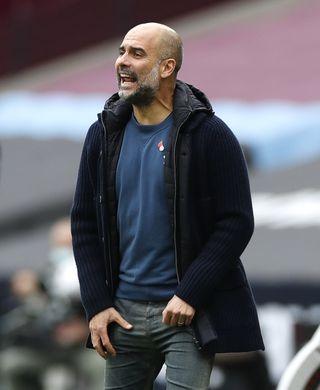 West Ham United v Manchester City – Premier League – London Stadium