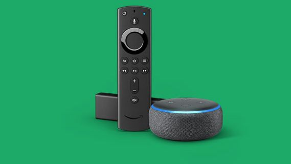 Buy a Fire TV Stick and get a free Echo Dot