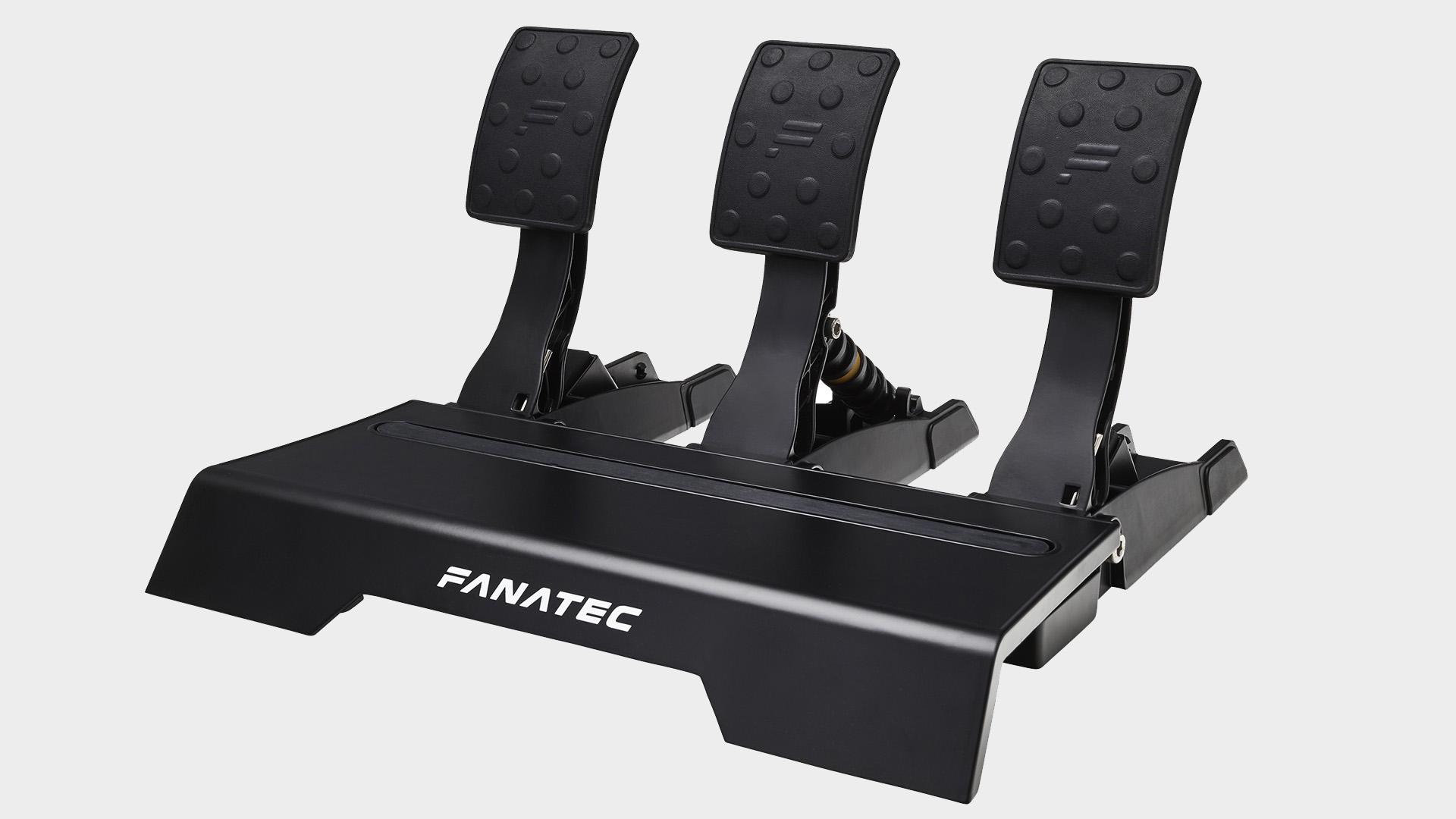 Fanatec CSL Elite racing wheel components