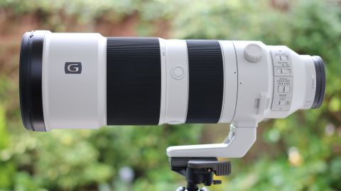 Sony FE 200-600mm lens review