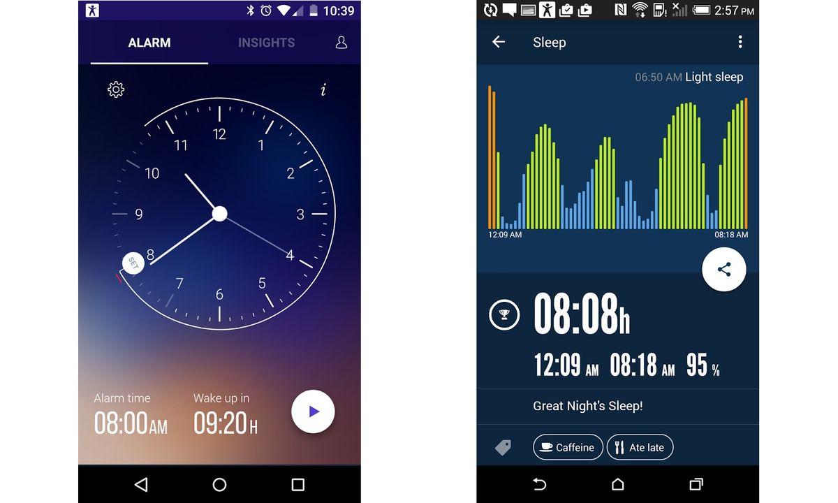 Best Sleep Apps 2018 - Sleep Trackers, Bedtime Reminders & Sounds