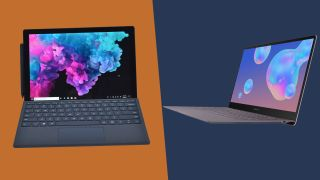 Samsung Galaxy Book S vs Microsoft Surface Pro 6