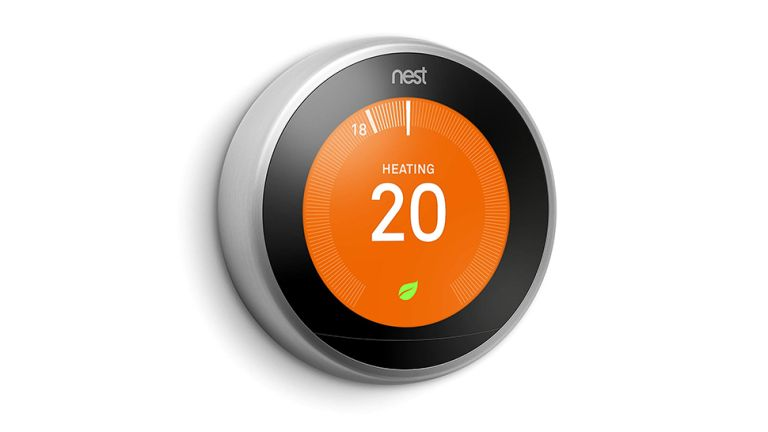 Nest Thermostat Pixel