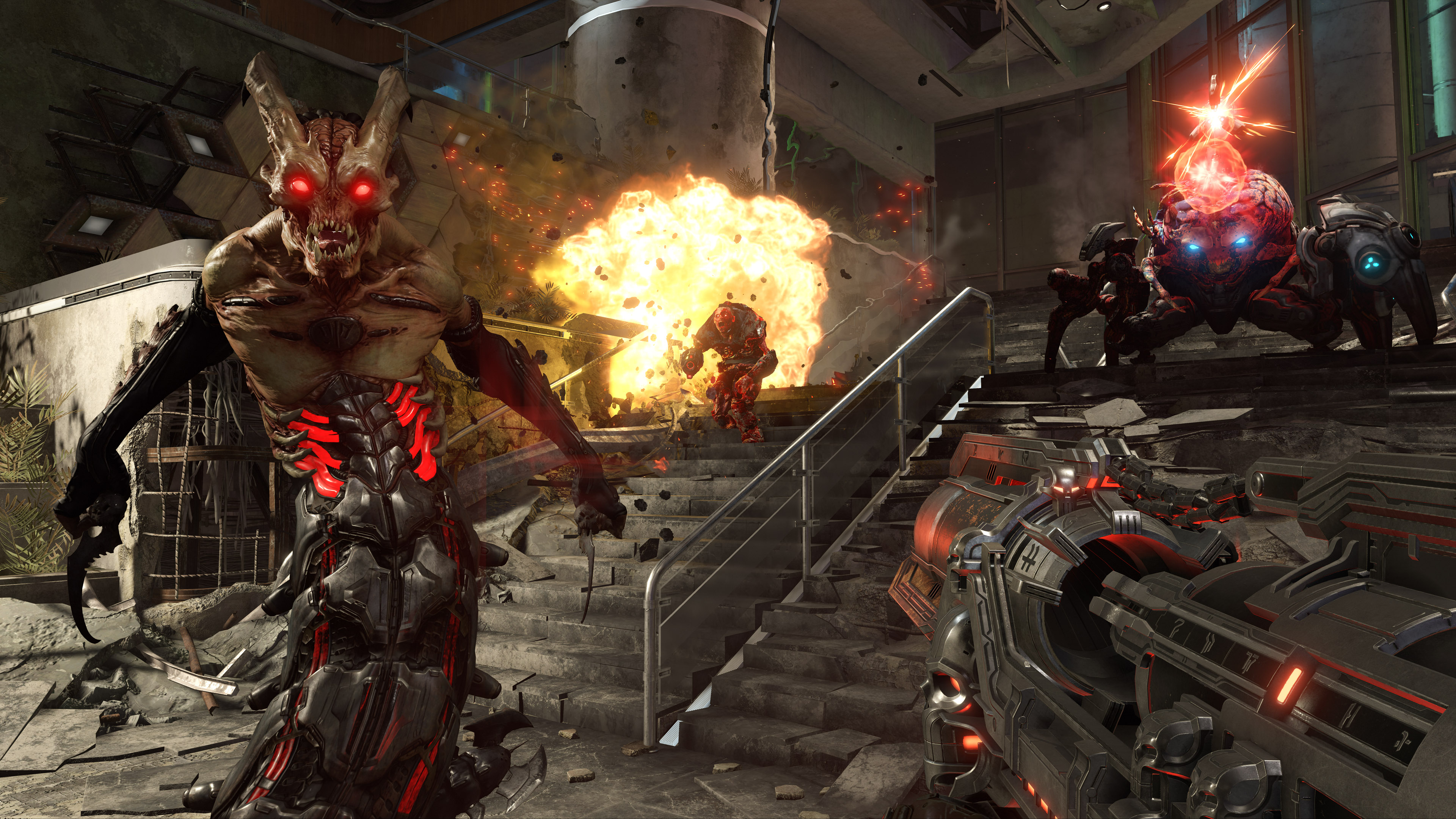 Doom Eternal PC specs demanded a powerful system before being ...