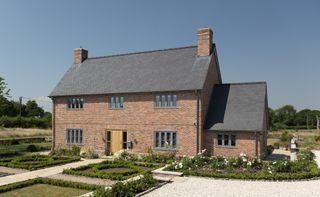 Types of Brick: Brick house