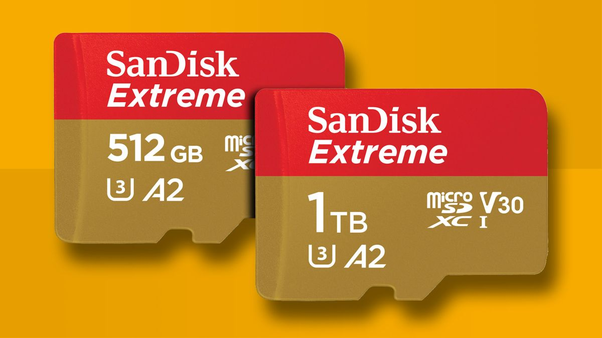 This 1TB microSD card highlights a massive failure in the storage industry