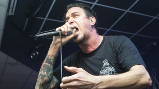 Sick Of It All frontman Lou Koller