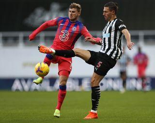 Newcastle United v Chelsea – Premier League – St James' Park