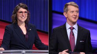 Mayim Bialik and Ken Jennings will split hosting duties on 'Jeopardy!'