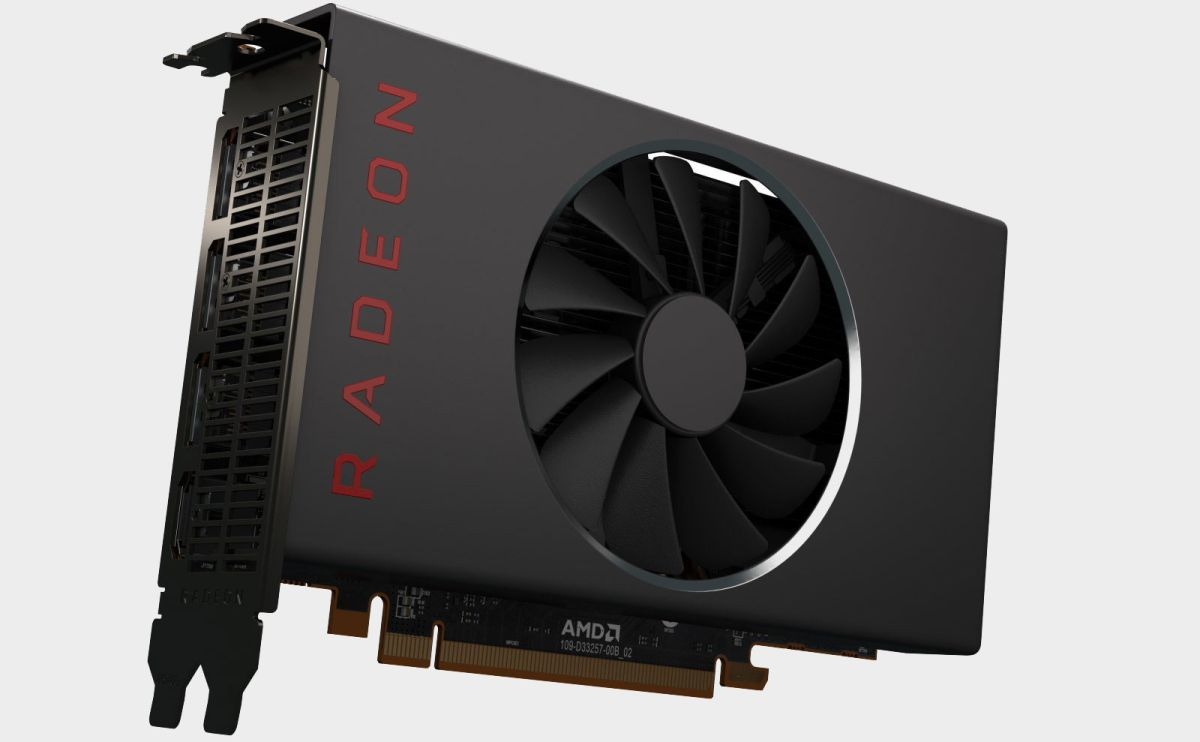 AMD's latest GPU driver adds support for the Radeon RX 5500