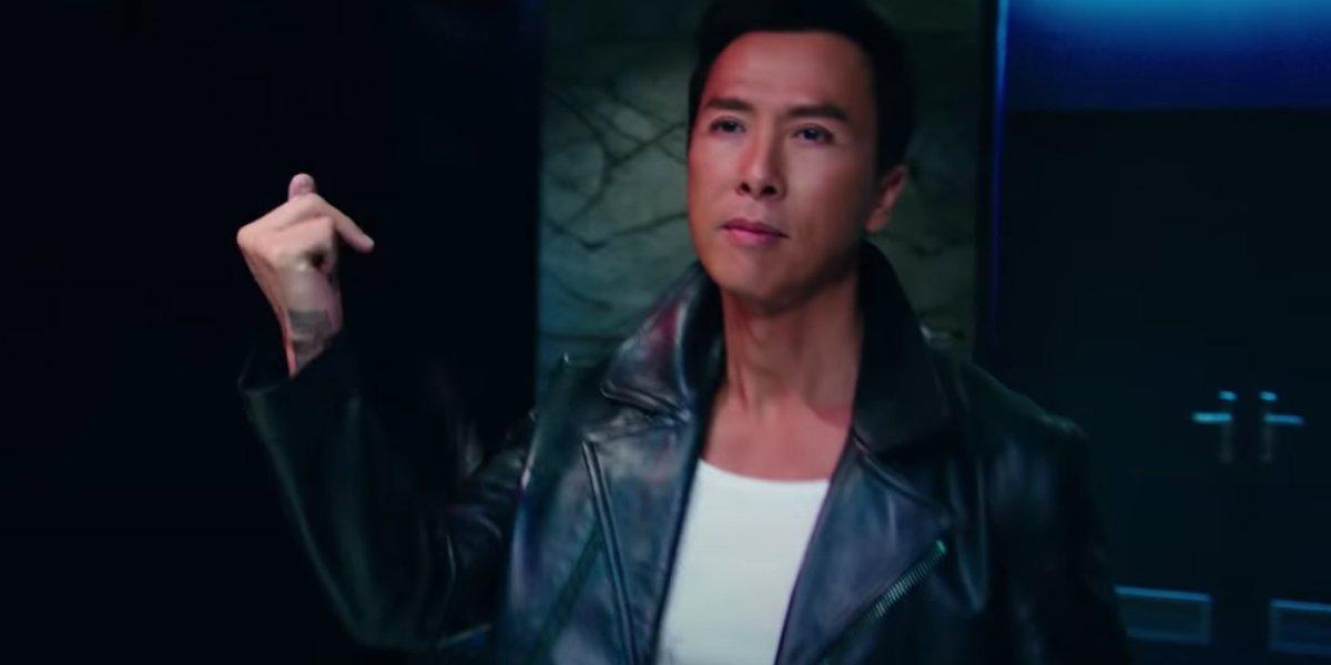 Donnie Yen in xXx: Return of Xander Cage