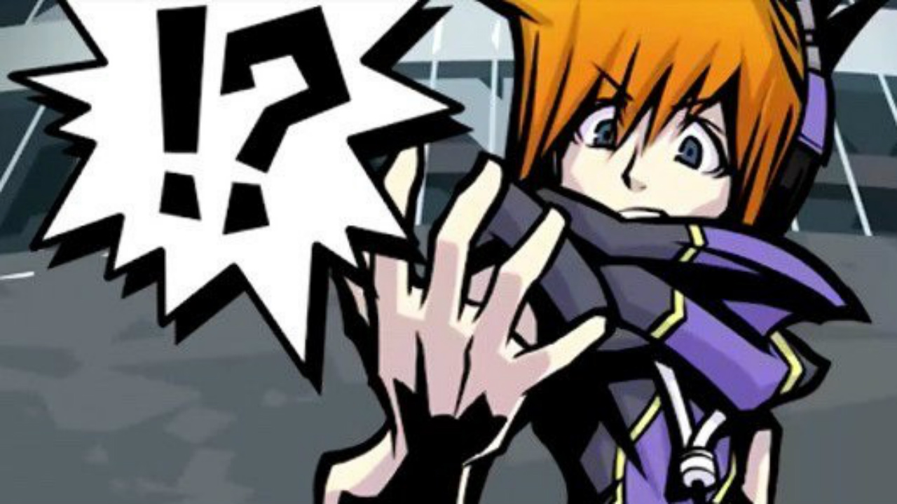 The World Ends With You is