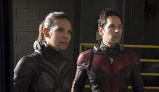 Ant-Man And The Wasp Evangeline Lilly Paul Rudd