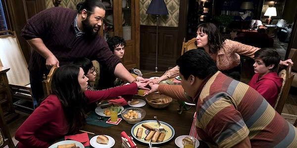 Billy's adoptive family in Shazam!