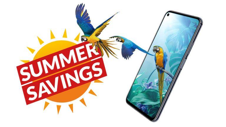 Huawei phone deals Amazon