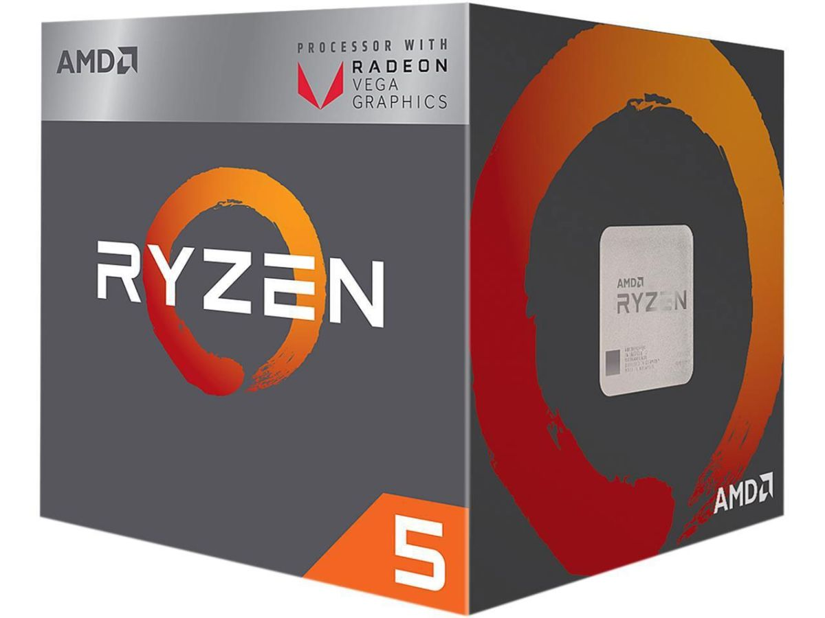 AMD's new Ryzen CPUs with Radeon Vega graphics are now available