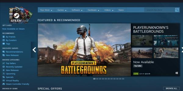 Steam Will Limit Achievements To Battle Fake Games