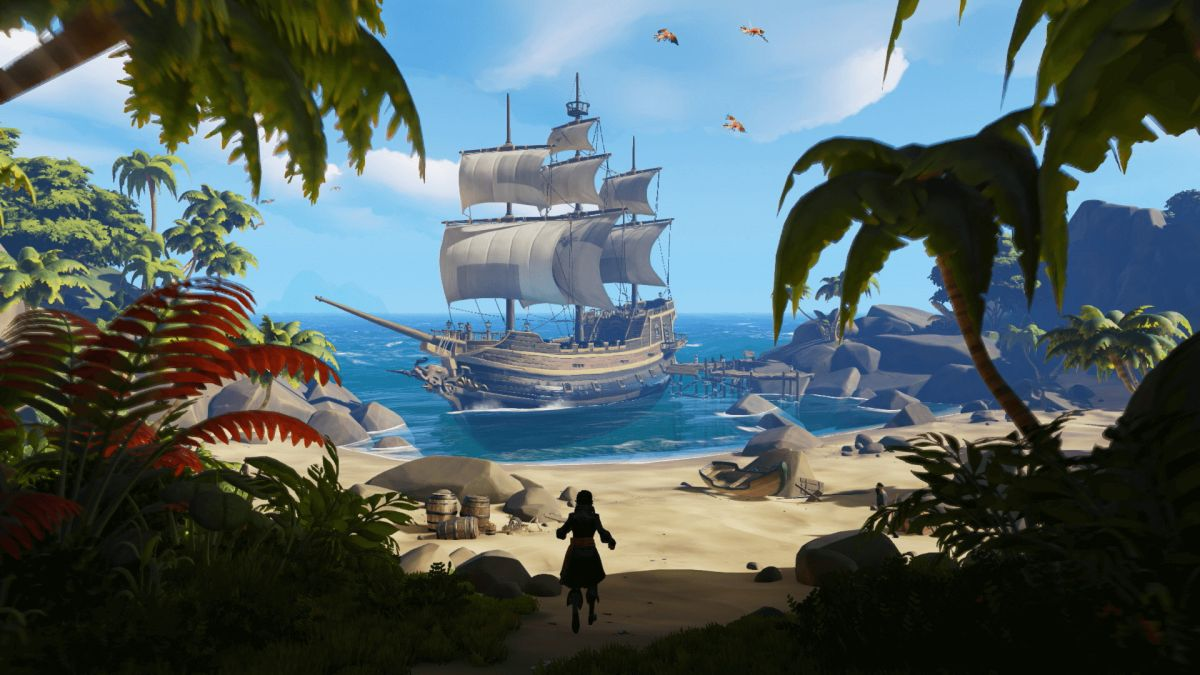 Pirate sim Sea of Thieves gets a closed beta later this month