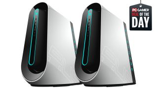 Amazing Alienware Cyber Monday desktop deal: get an i7 and RTX 2080 PC for $605-off today