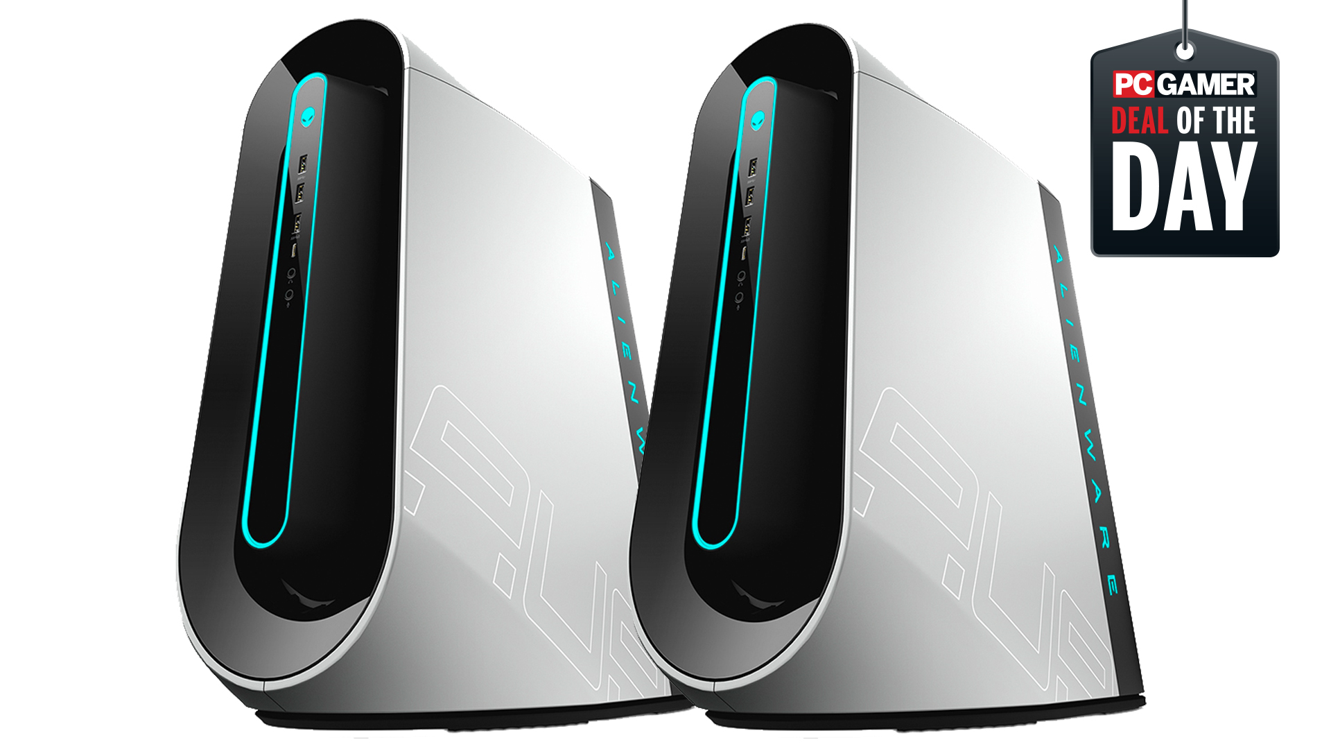 Amazing Alienware Cyber Monday Desktop Deal Get An I7 And Rtx 2080 Pc For 605 Off Today Pc Gamer