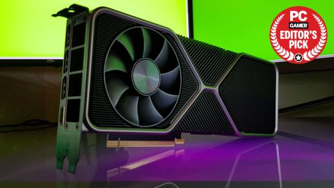 Nvidia RTX 3080 Founders Edition graphics card