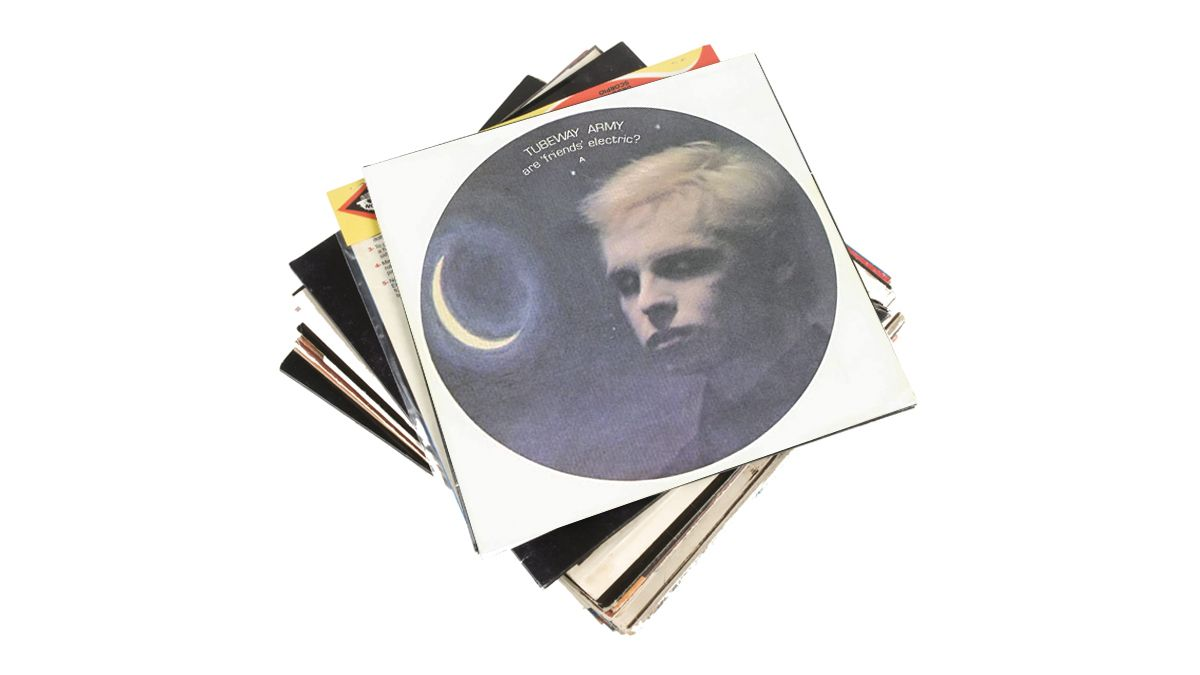 The 40 greatest synth sounds of all time, No 13: Gary Numan - Are 'Friends' Electric?