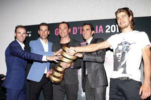 Alberto Contador backs Vincenzo Nibali for 2016 Giro d'Italia but won't compete himself