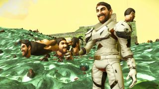 No Man's Sky mod replaces everything with Sean Murray's face