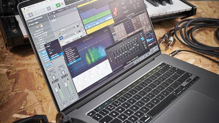 Apple MacBook Pro 16-inch (2019) review | MusicRadar