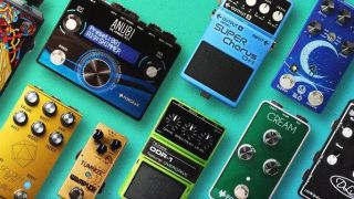 Save up to 50% off a range of guitar and bass effects pedals in the massive Musician's Friend pedal event