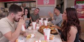 This Jersey Shore Burger King Reunion Video Is So Weird But We Can't Look Away