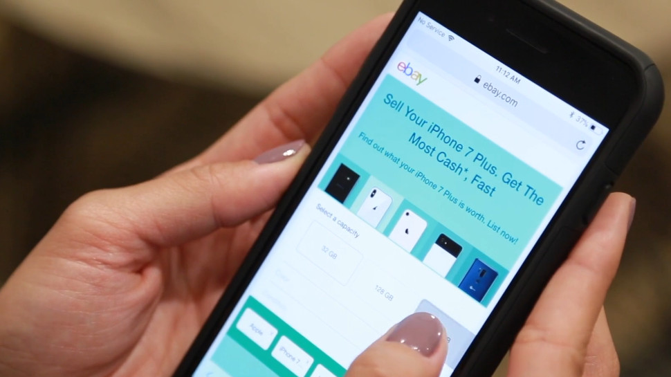 eBay reveals new phone trade-in service | TechRadar