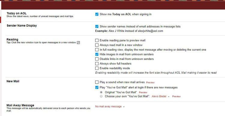 AOL Mail Review - Pros, Cons and Verdict | Top Ten Reviews