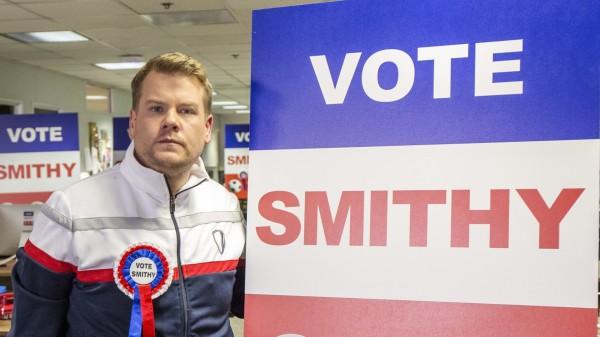 James Corden as Smithy in Sport Relief sketch