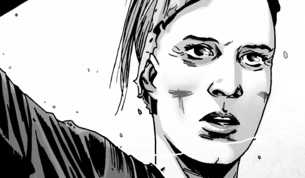 walking dead alpha comics