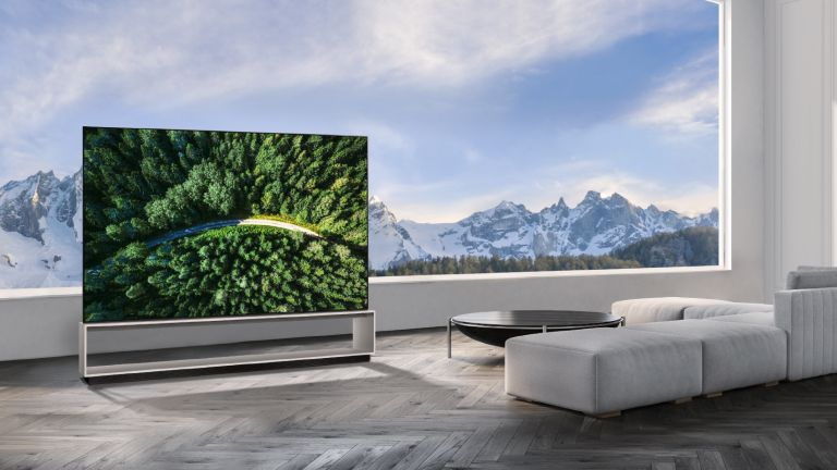 LG Signature OLED 8K TV Release Date Price