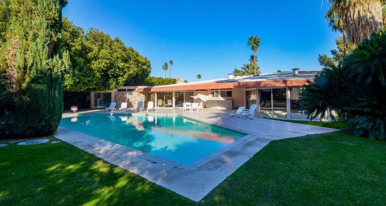Elvis Presley honeymoon house