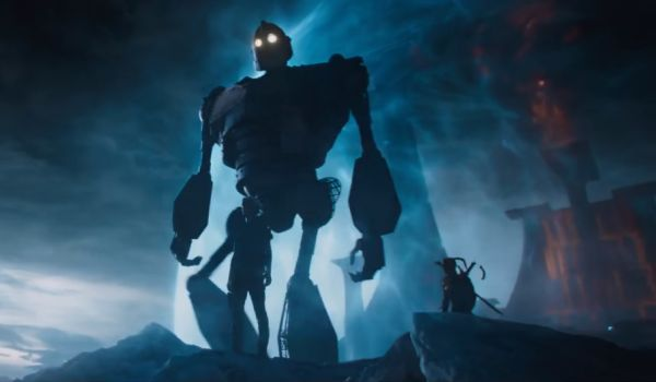 the iron giant in the trailer